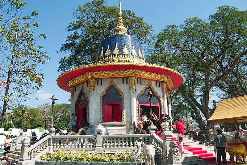 แหลมสิงห์ แนชเชอรัลบีช รีสอร์ท จันทบุรี: สะพานตากสินมหาราช