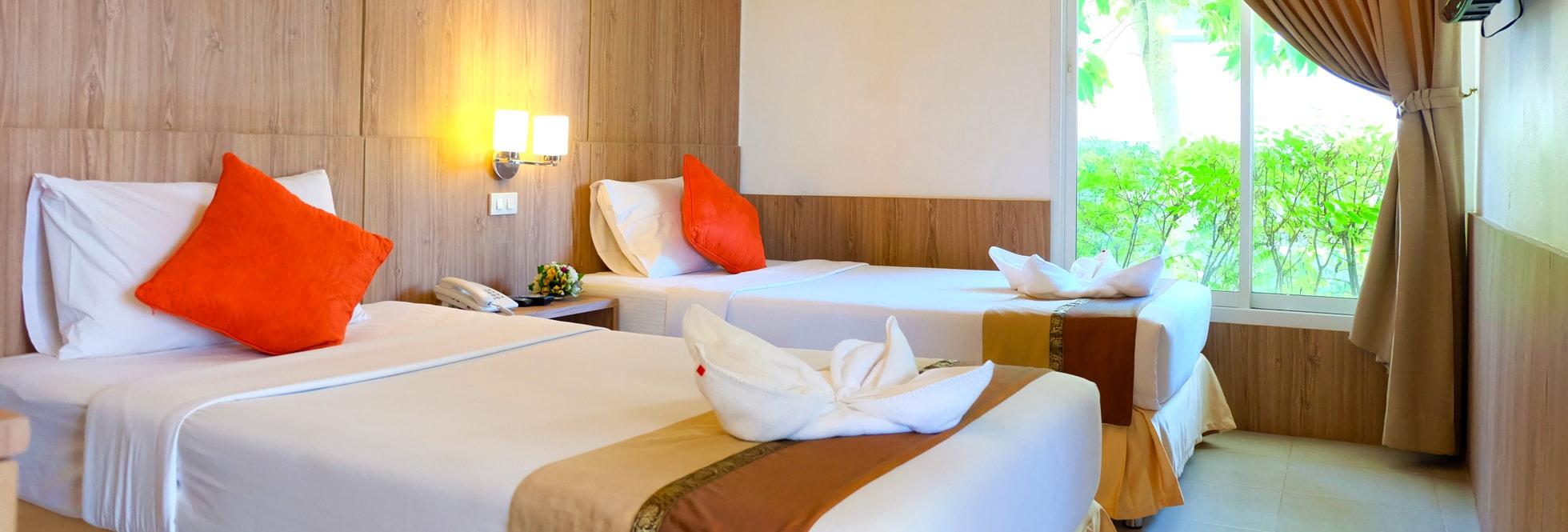 แหลมสิงห์ แนชเชอรัลบีช รีสอร์ท จันทบุรี: accommodation-min